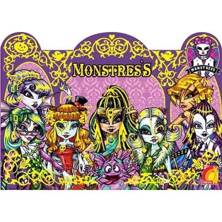 """Книжка """"MONSTRES'S"""""""