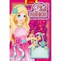 """Книжка-іграшка """"Модель №1"""" Elvik FASHION"""