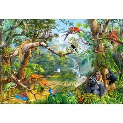 """Пазл """"Скрытая жизнь джунглей"""", 2000 элементов"""