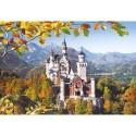 "Пазлы картина ""Замок Нойшванштайн"" (""Neuschwanstein Castle""), Германия"