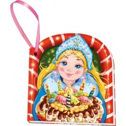 Книжка на ёлку: Снегуркин торт (мини)