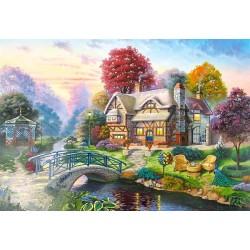 """Пазлы картина """"Осенний пейзаж"""""""