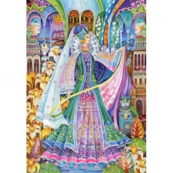 "Пазл ""Королева"", 1500 элементов"